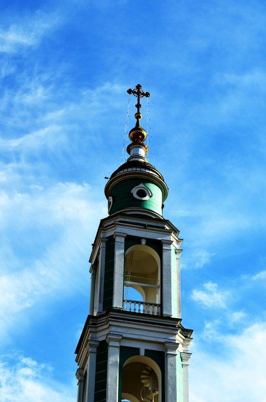 Церковь - Svetlana Uryupina