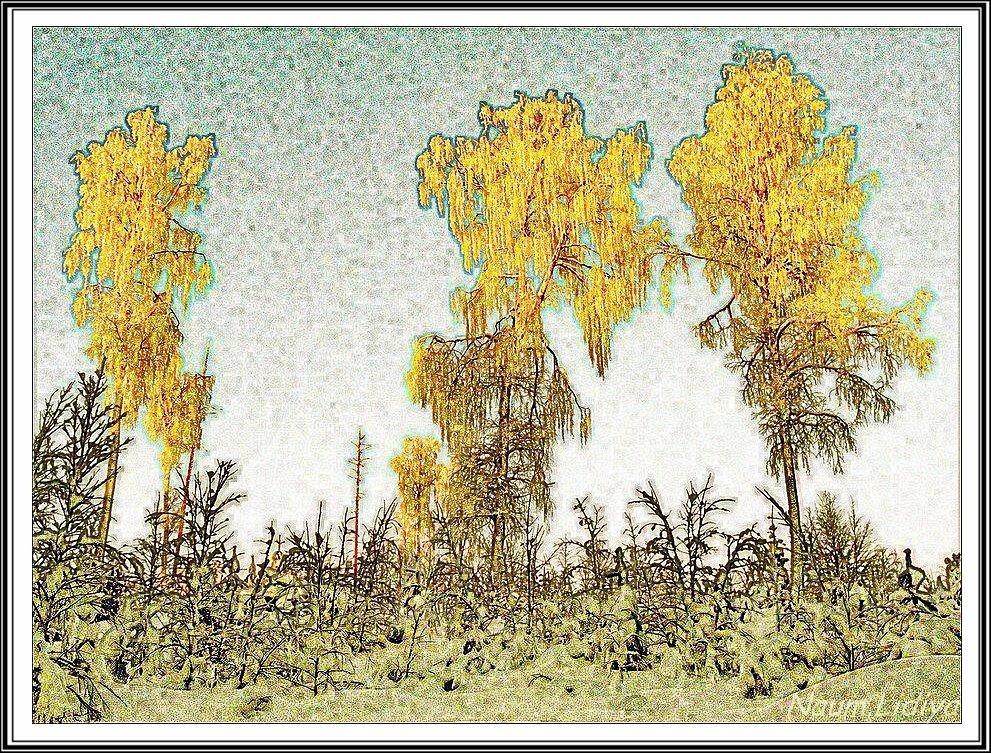 Осенние наброски - Лидия (naum.lidiya)