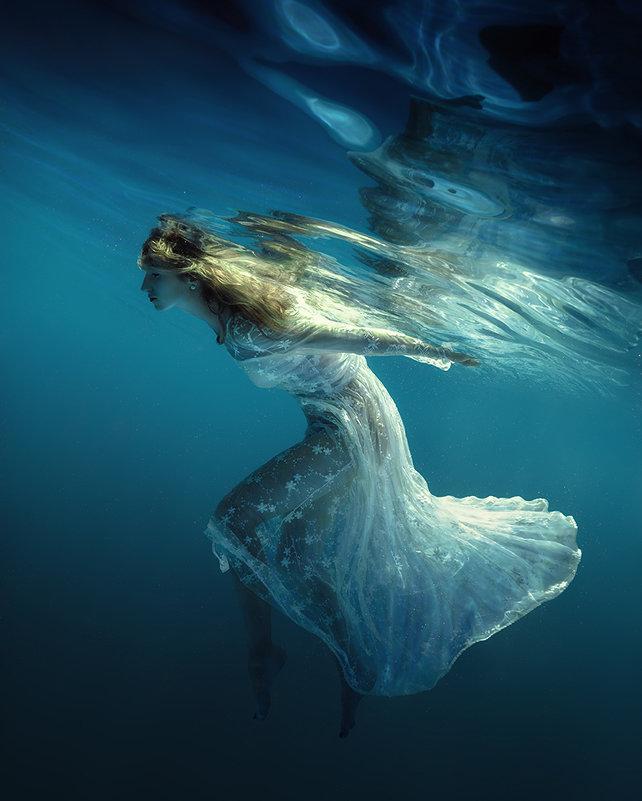 Sapphire water - Дмитрий Лаудин
