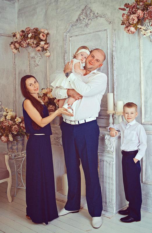 Семейная фотосъемка в Самаре - марина алексеева