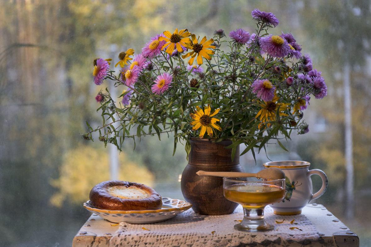 Осень,осень...... - Svetlana Sneg