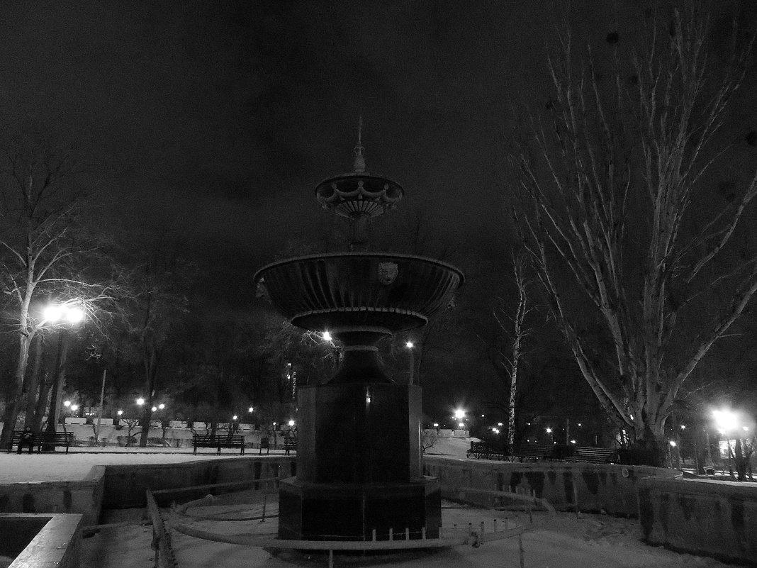 Спящий фонтан - Ирина Сивовол
