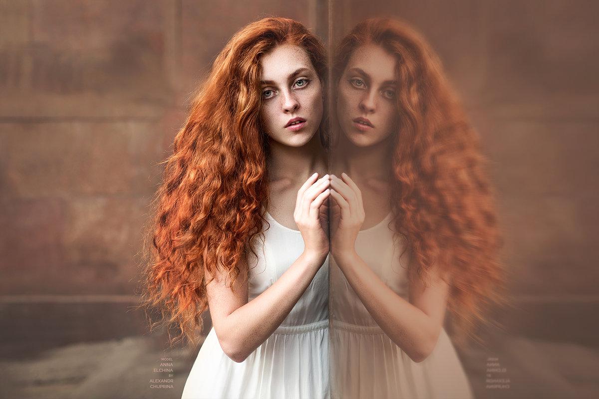 Red Reflection - Александр Чуприна