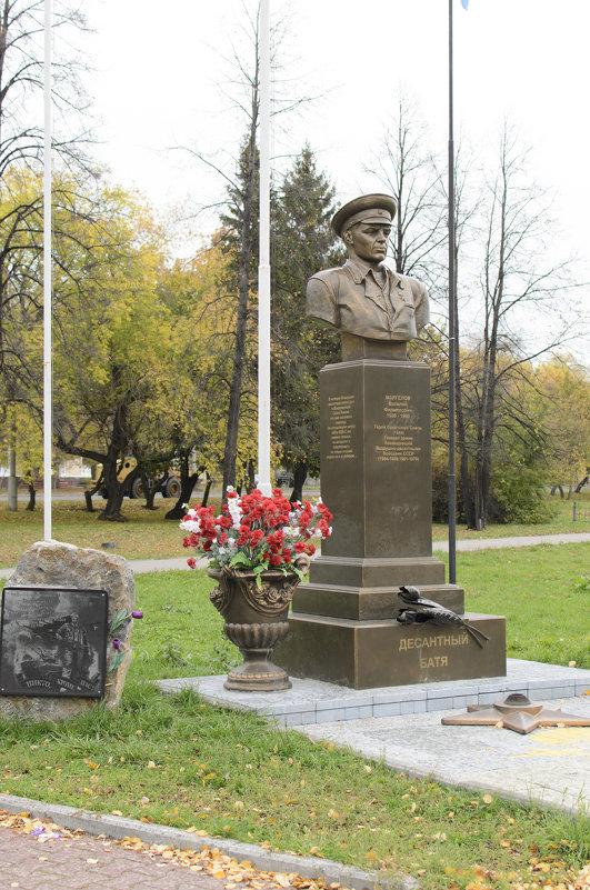 памятник генералу Маргелову - Ольга Русакова