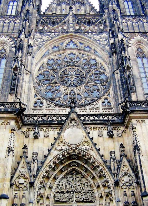 Собор Святого Вита. Прага - Ирина Арефьева