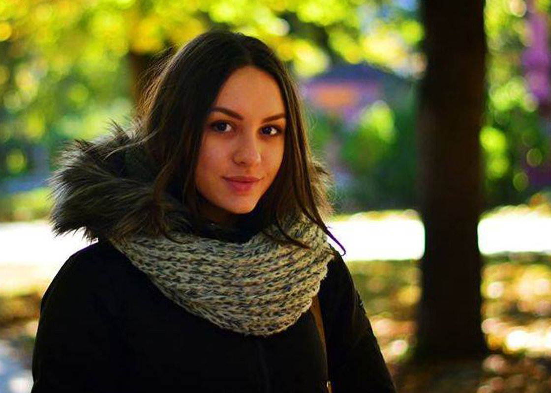 Портрет девушки - Стас