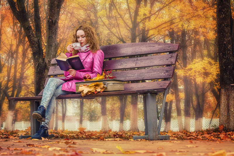 Осень — время мечтать - Tatsiana Latushko