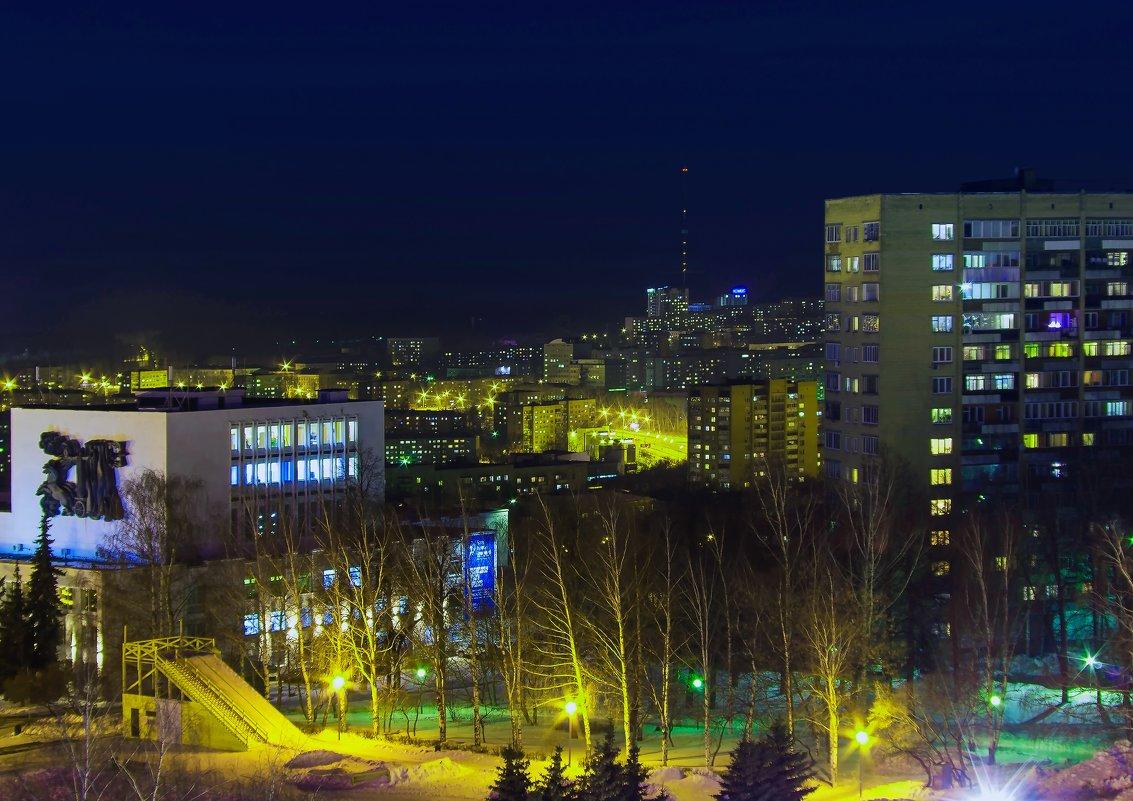 Ижевск – город в котором я живу! - Владимир Максимов