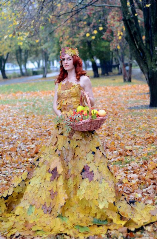 Очарование осени - Ирина Голубятникова
