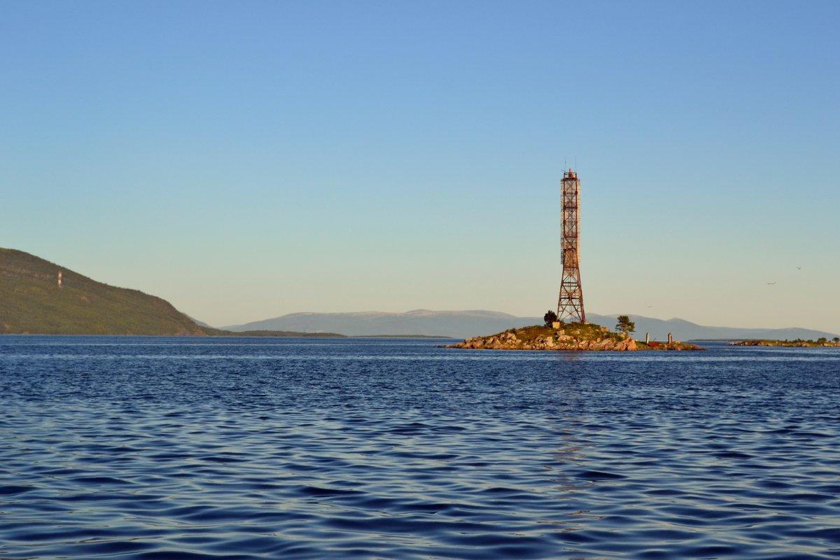 Прогулки по Белому морю - Ольга