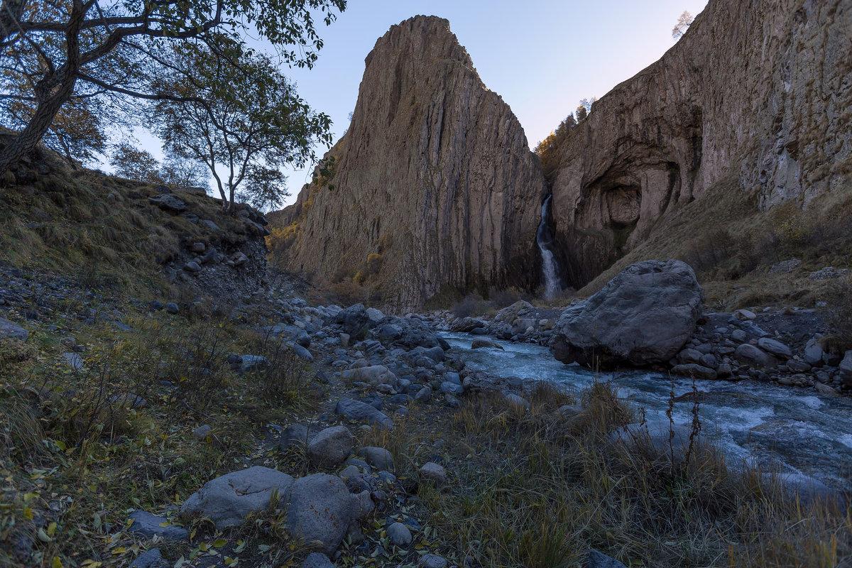 Водопад Каракая Су... - Vadim77755 Коркин