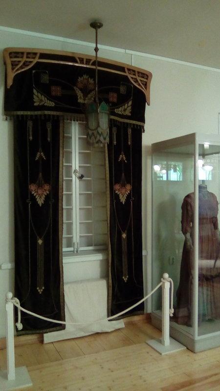 """Интерьер зала """"Модерн"""" в музее Петеропавловская крепость. - Светлана Калмыкова"""
