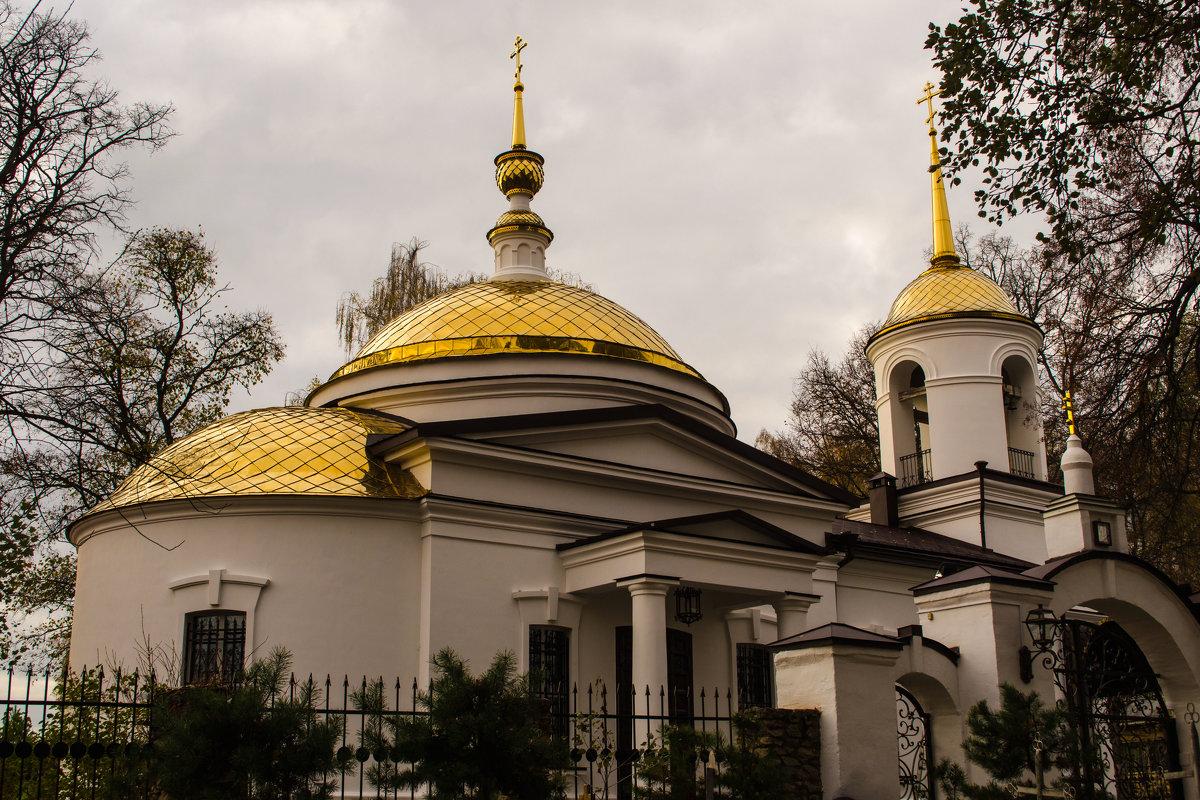 Храм Архангела Михаила - Александр Артюхов