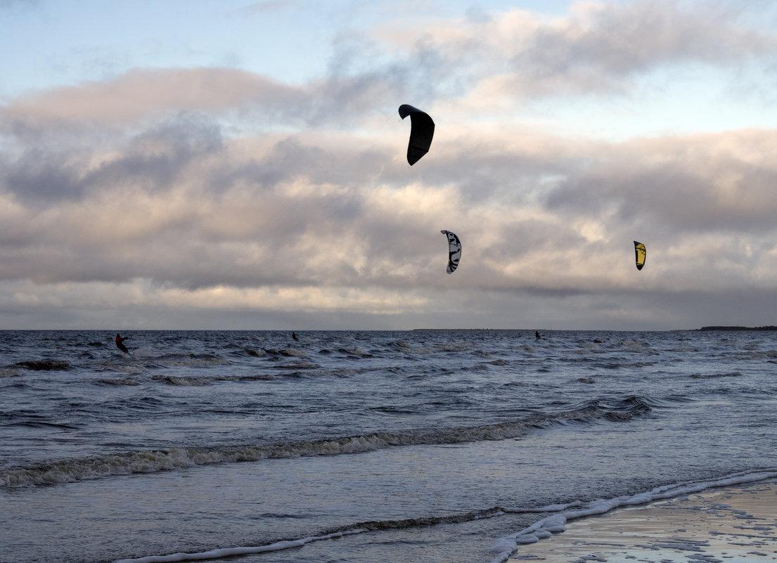 Северодвинск. Белое море. Сегодня штормит (2) - Владимир Шибинский