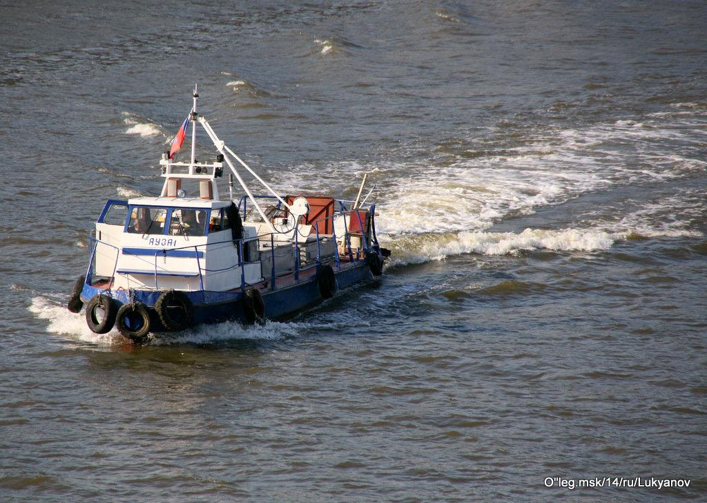 река работает без перерыва - Олег Лукьянов