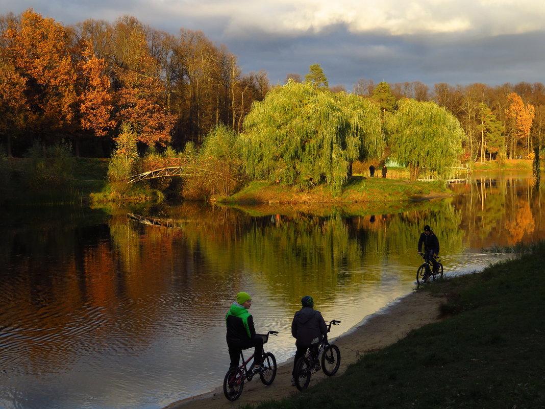 Экватор осени прошли. А я с ними проехал на велосипеде - Андрей Лукьянов