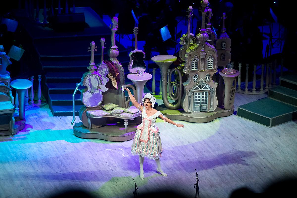Геликон-опера впервые в Ставрополе - Евгений Михайленко