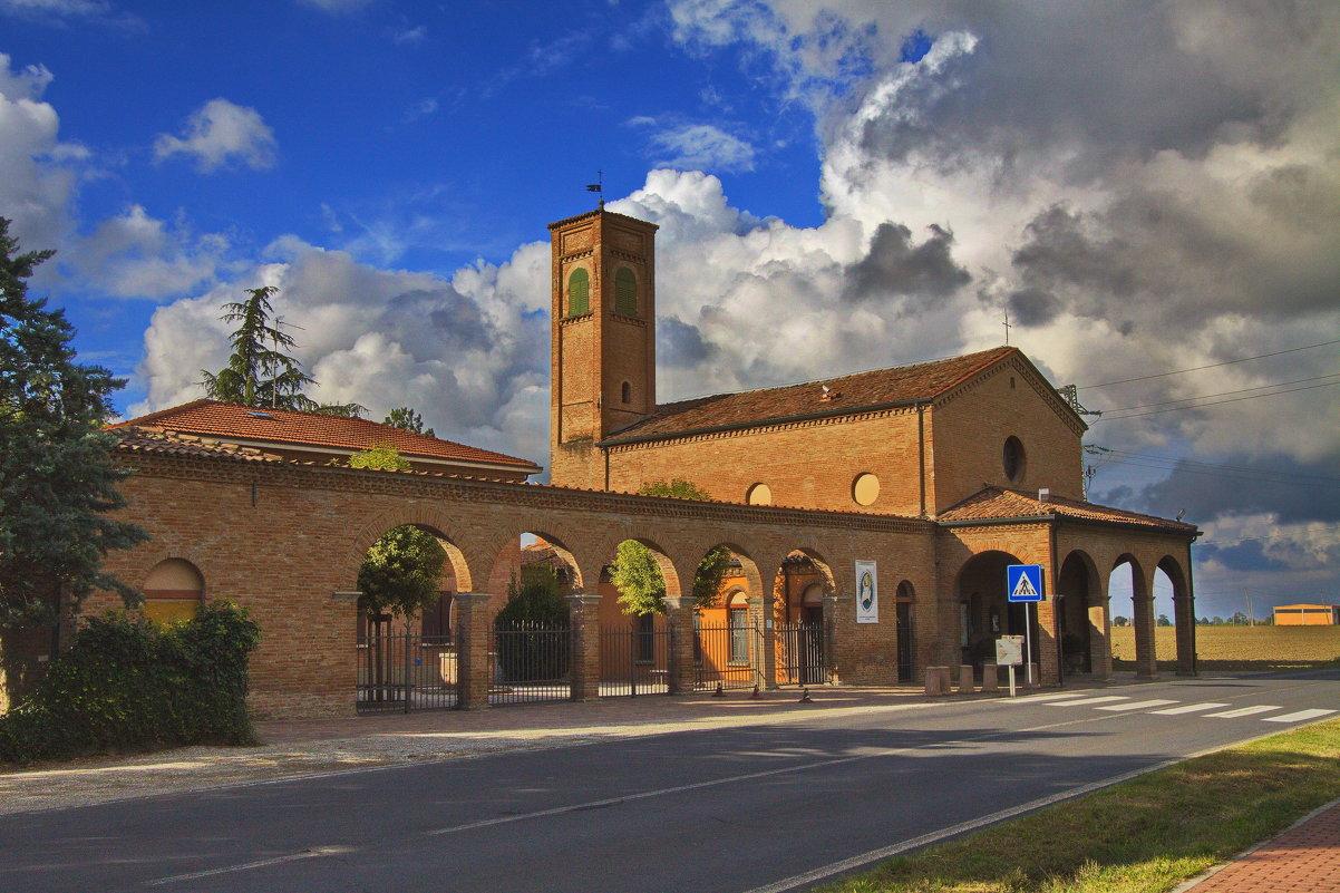 Церковь и приют santa Agata - M Marikfoto
