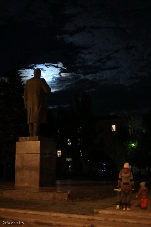 Ленин и пустота - Анатолий Шулков