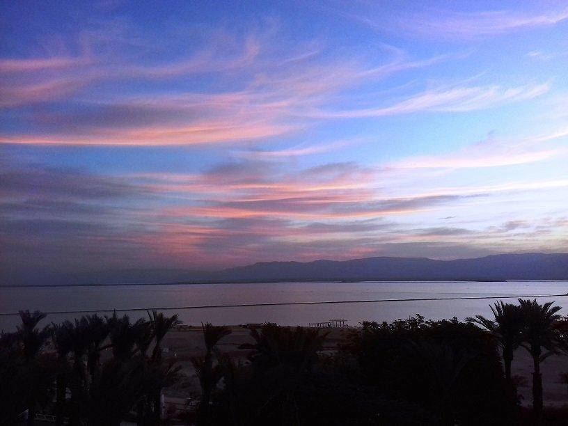 Мертвое море(раннее утро) - Anna Sokolovsky