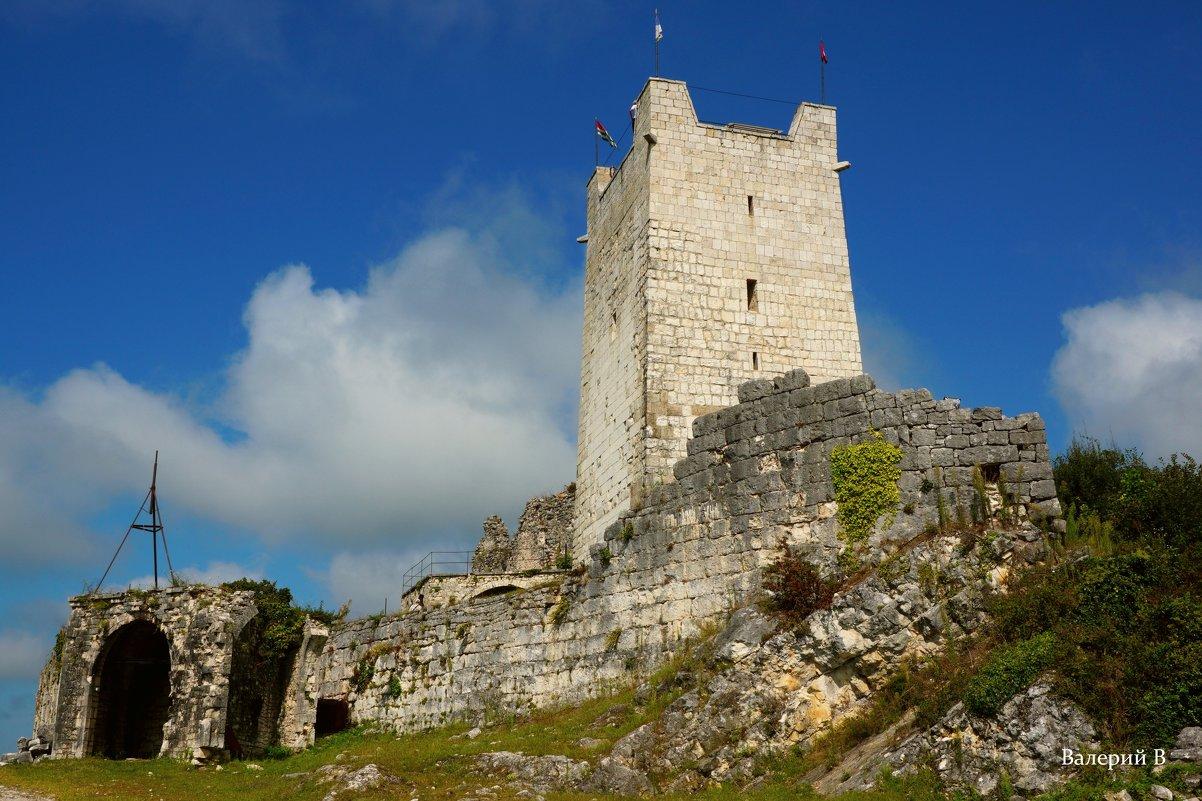 Анакопийская крепость. - kvstu