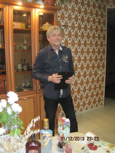 Мой муж   Сергей... покойся с Миром. - Tatyana Kuchina