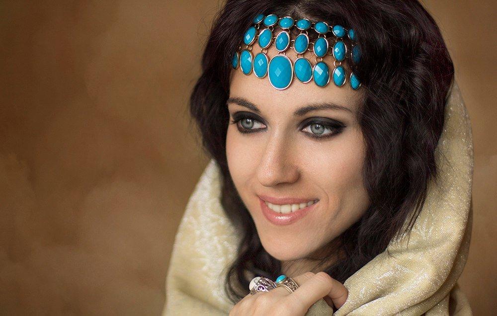 Восточная принцесса - Анастасия Позднякова