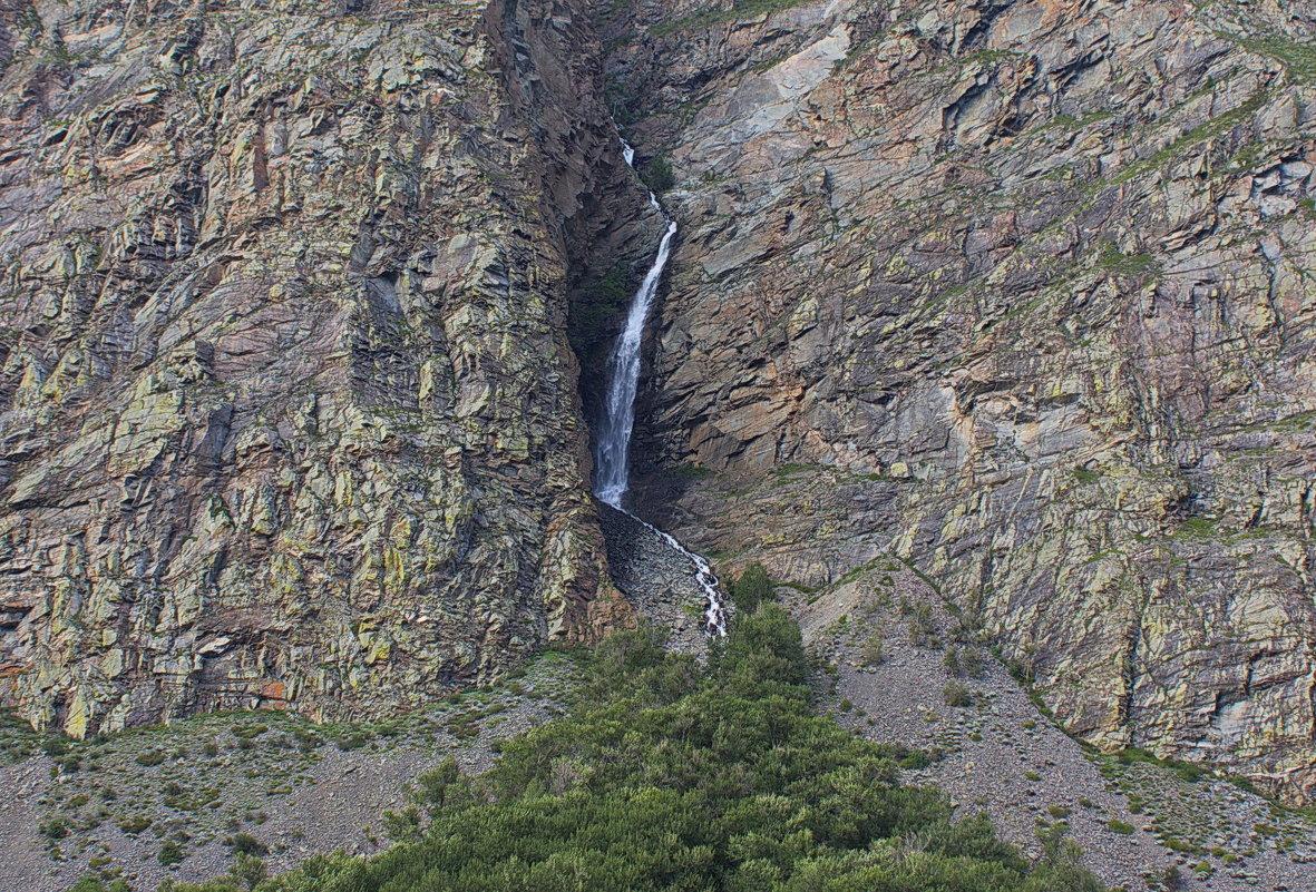 Водопад Карасу - val-isaew2010 Валерий Исаев