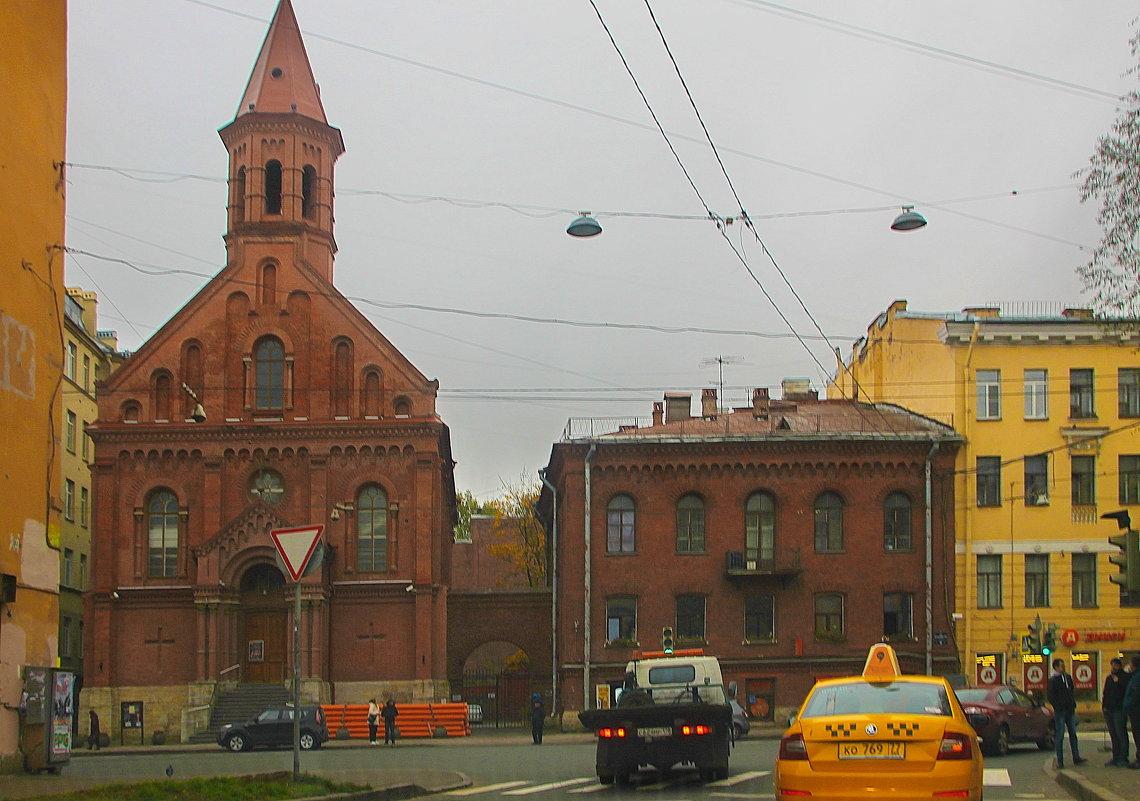 Через Петербург осенним днем..... - Tatiana Markova