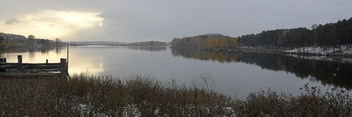 Вид на пруд... - Дмитрий Петренко