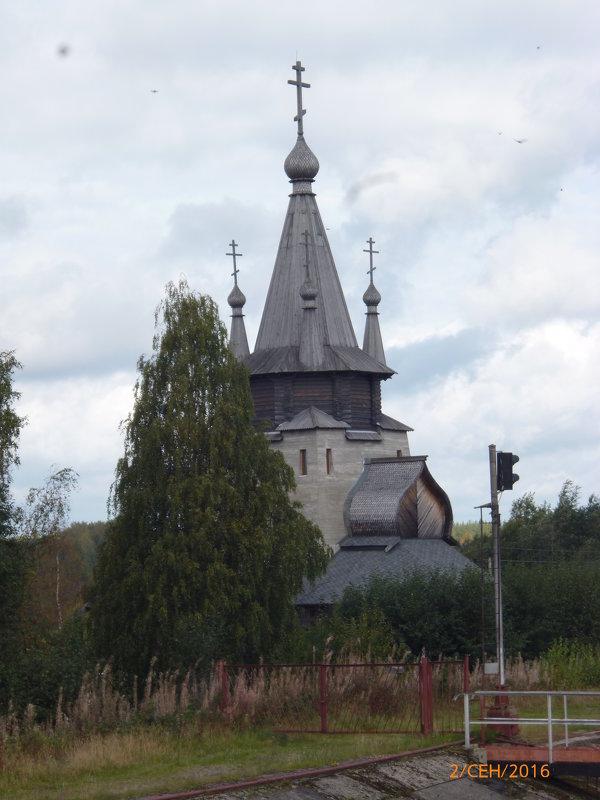 Старая церковь. - шубнякова