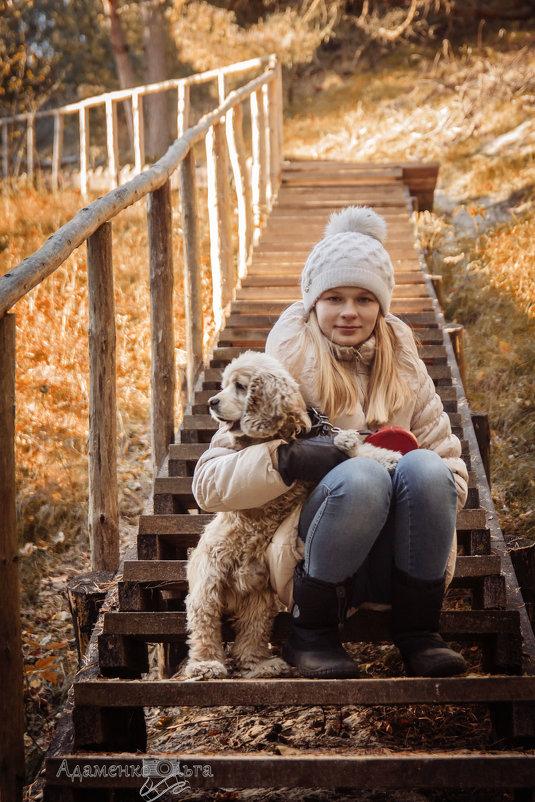 осень - Ольга Адаменко