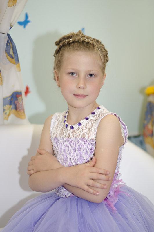портрет выпускницы - Ольга Русакова