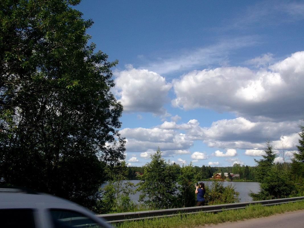 На трассе - Svetlana Lyaxovich