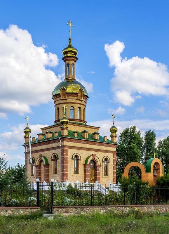 Петропавловский храм - sergey *