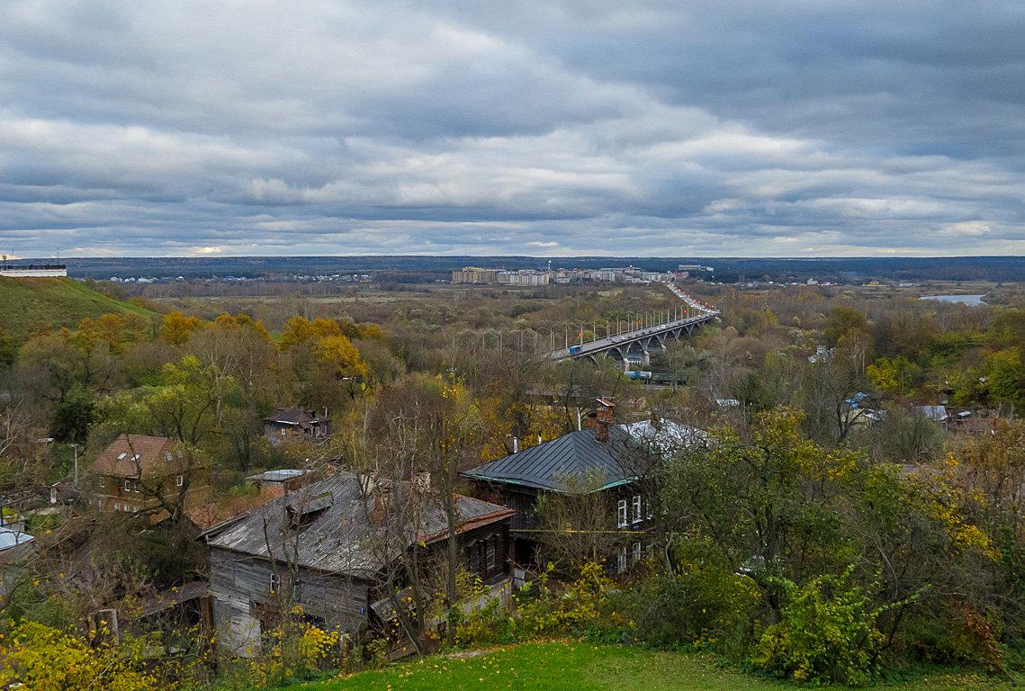 Мост через Клязьму - Сергей Цветков