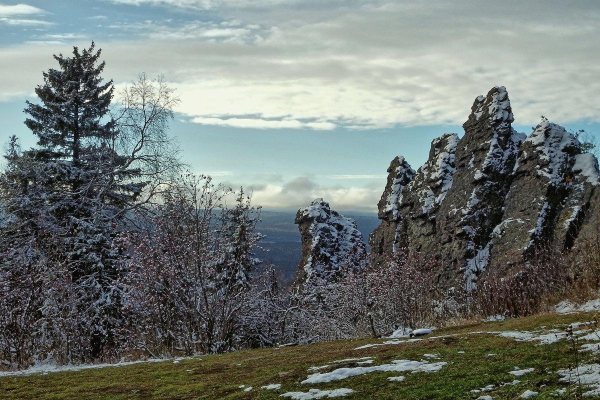 Гора Колпаки - Сергей Комков