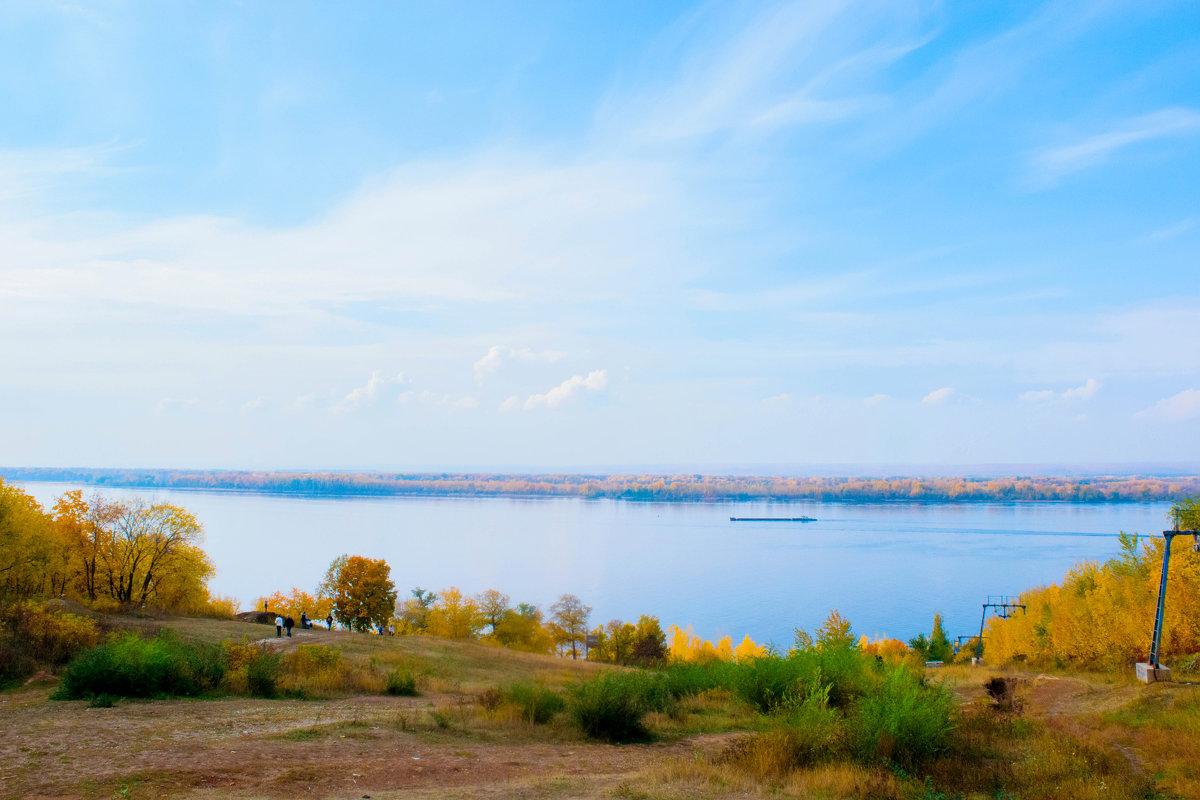 Волга - Александр Сошников