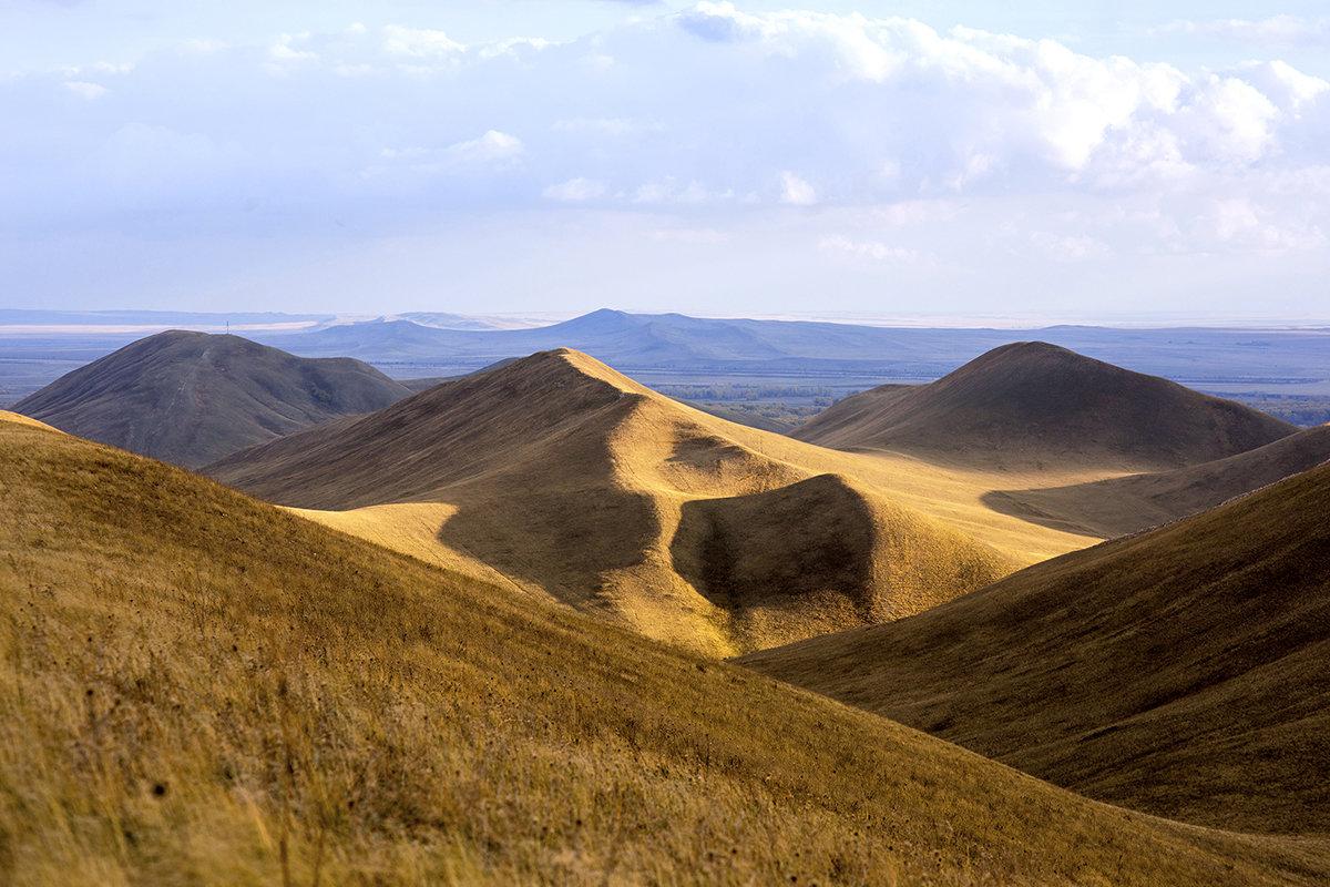 Долгие горы - Татьяна Курамшина