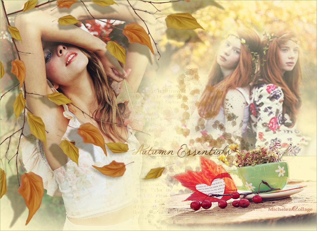 Осень - подруга - Michelen