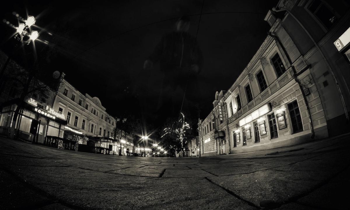 Призрак улицы Почтовой - Роман Шершнев