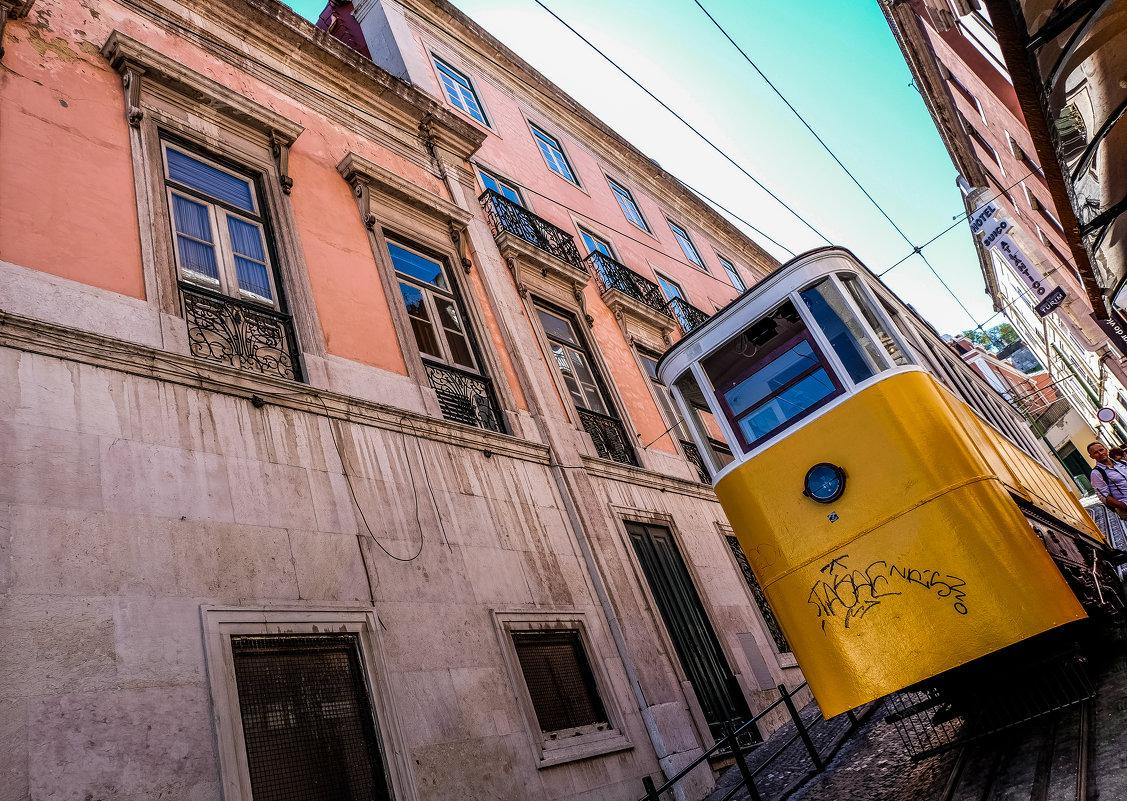 Lisbon - Alena Kramarenko