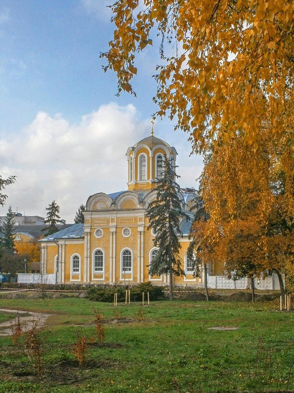 Уголок Чернигова - Сергей Тарабара