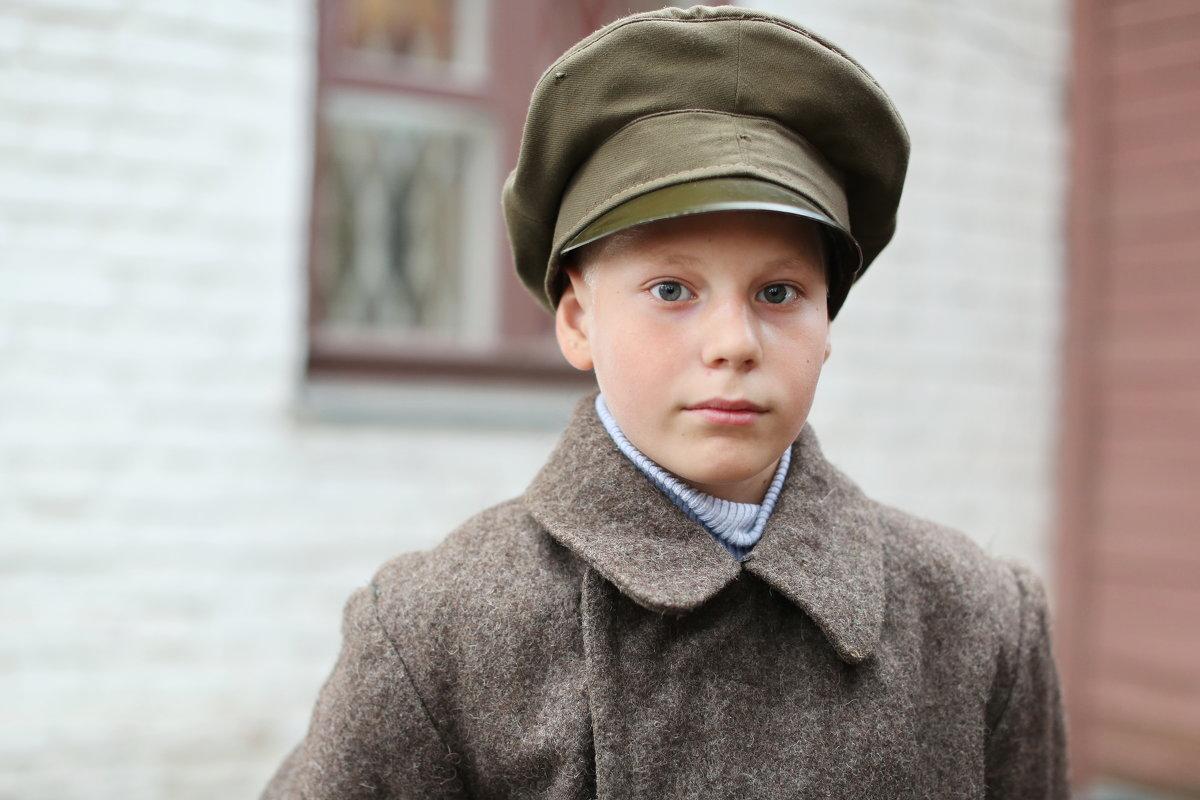 Мальчик из другой эпохи - Ирина Бруй