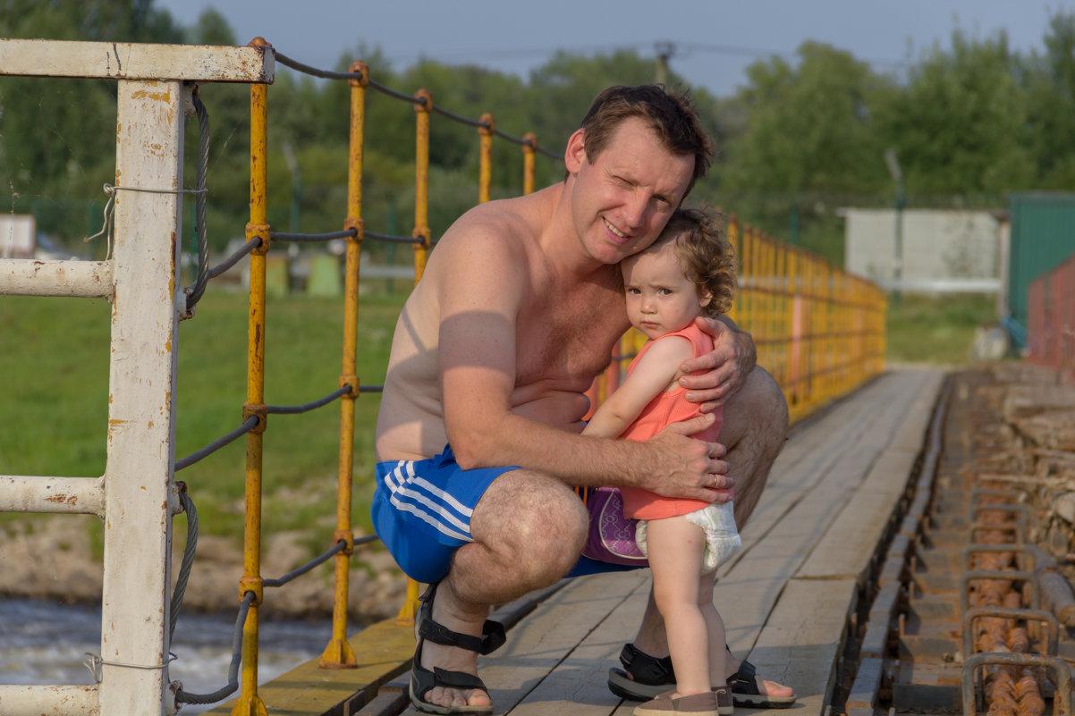 В надежных руках - Юлия Николаева