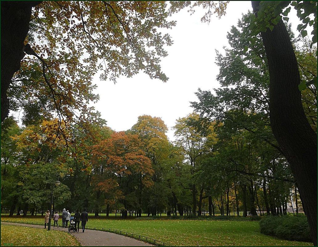 Михайловский сад - Вера