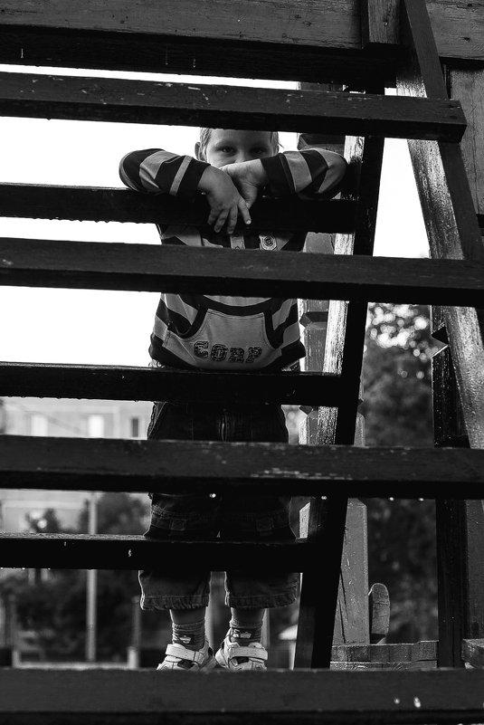 Детства моего чистые глазенки - Артемий Кошелев