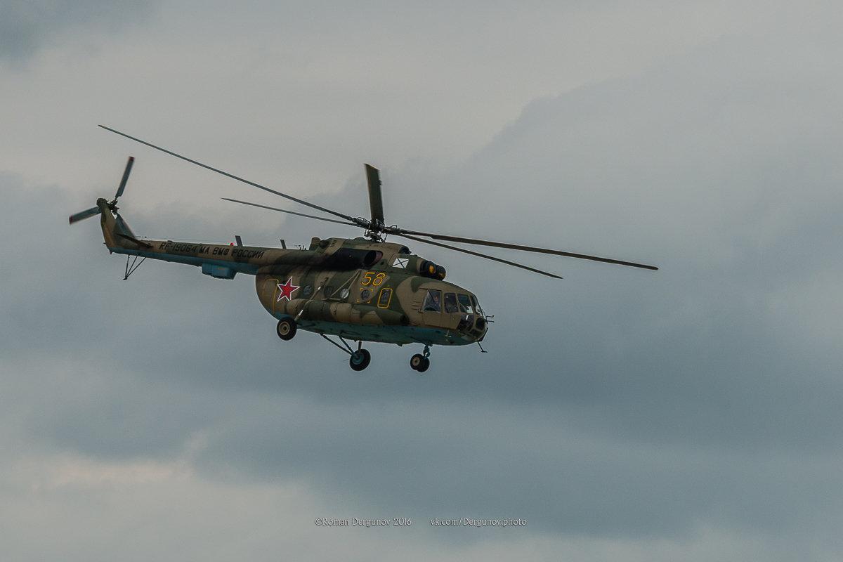 Ми-8 - Roman Dergunov