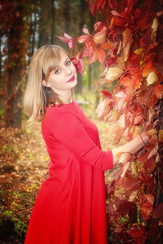 Оля - Юлия Коноваленко (Останина)