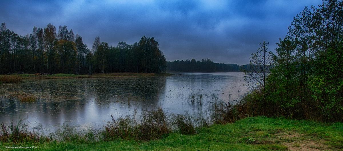 На озере - Александр Максимов